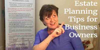 Video Blog - Estate Planning Tips for Business Owners