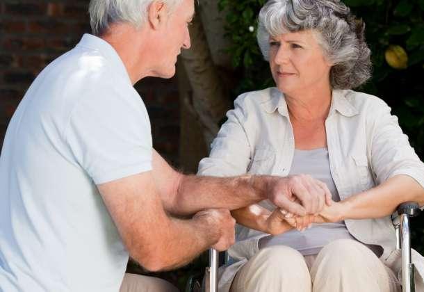 Separating Elderly Couples in Care is Inhumane