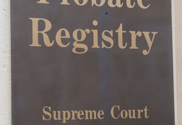 Probate: What's it all about?
